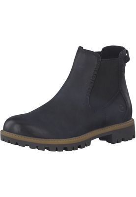 Tamaris 1-25401-21 805 Women's Navy Blue Ankle Boots Chelsea Boots with TOUCH-IT Sole – Bild 1