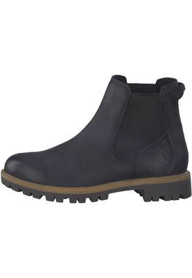 Tamaris 1-25401-21 805 Women's Navy Blue Ankle Boots Chelsea Boots with TOUCH-IT Sole – Bild 3