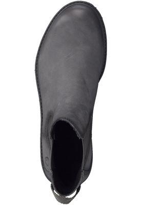 Tamaris 1-25401-21 214 Damen Anthracite Grau Stiefelette Chelsea Boots mit TOUCH-IT Sohle – Bild 5