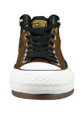 Converse Chucks 161469C Braun CHUCK TAYLOR ALL STAR Street Boot HI Chestnutz Brown Black – Bild 5