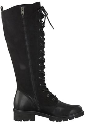 Tamaris 1-25626-21 001 Damen Black Schwarz Stiefel mit TOUCH-IT Sohle – Bild 2