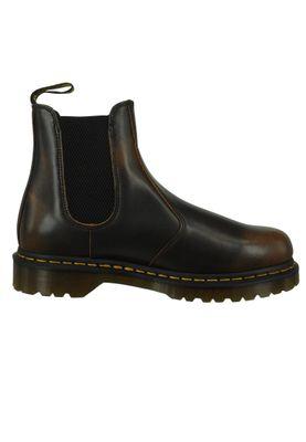 Dr. Martens 2976 24670243 Herren Vintage Butterscotch Braun Chelsea Boot  – Bild 4