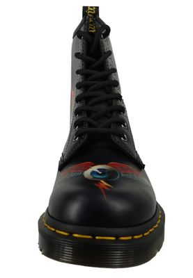 Dr. Martens 1460 24875102 Damen Rick Griffin Eye Backhand Black Schwarz 8-Loch – Bild 5