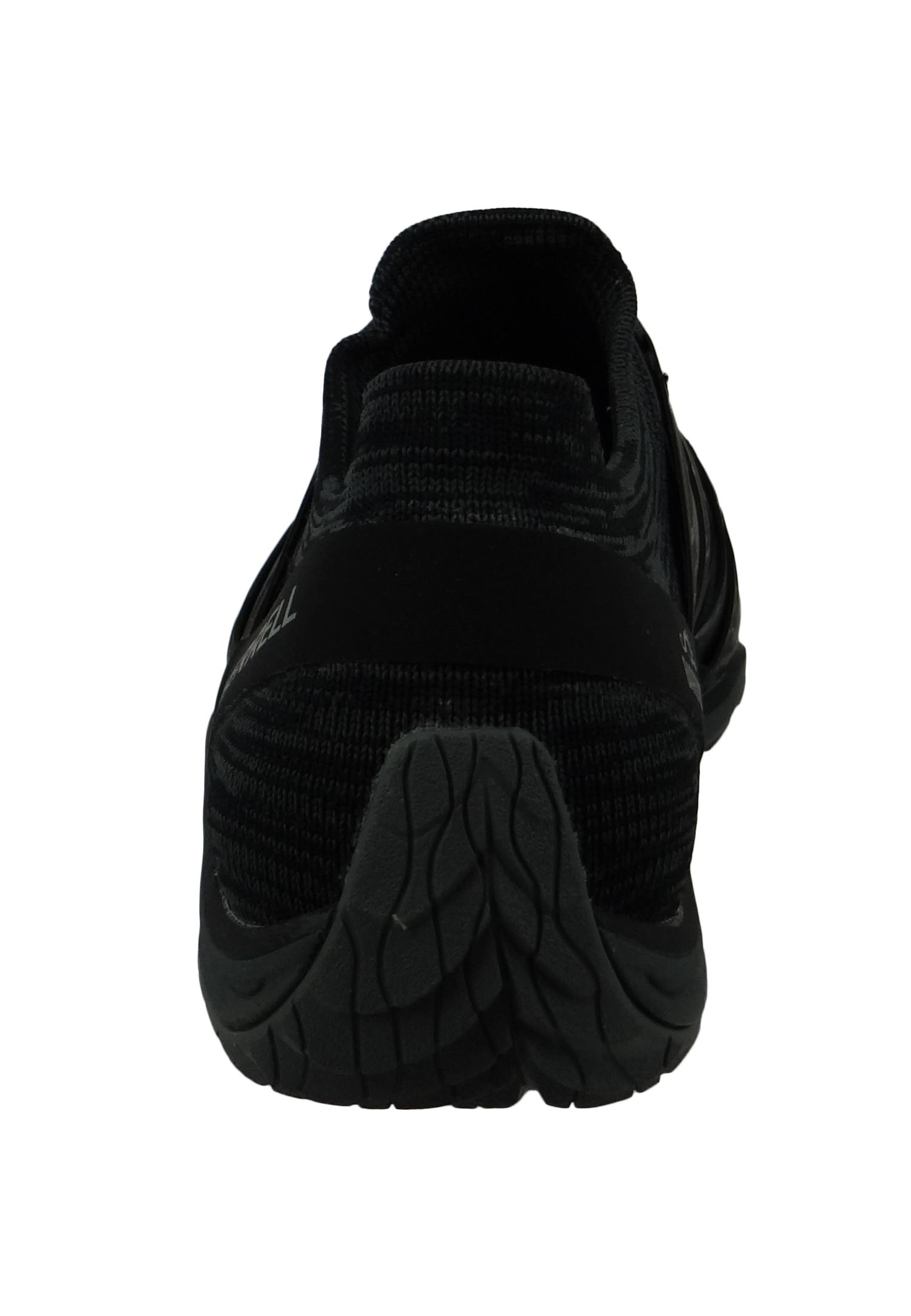 Merrell Trail Glove 5 3D J48885 Herren Black Schwarz Trail Running Barefoot Run
