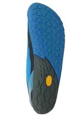 Merrell Vapor Glove 4 J50393 Herren Mediterranian Blue Blau Trail Running Barefoot Run – Bild 4