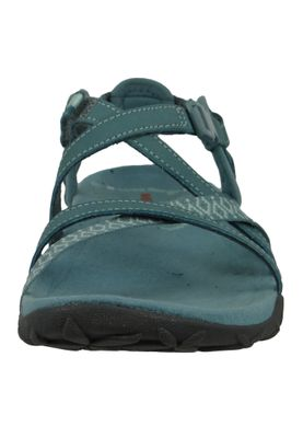 Merrell Terran Lattice II J90568 Blue Smoke Blau Sandale – Bild 5