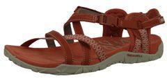 Merrell Terran Lattice II J90570 Redwood Rot Sandale 001