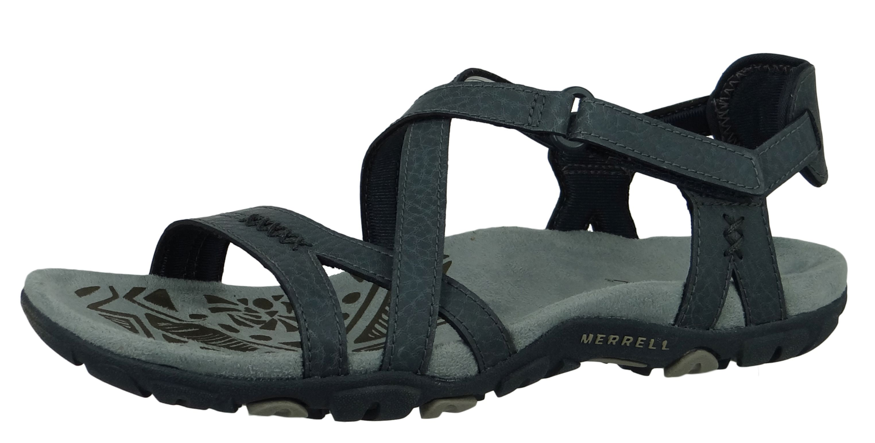 Merrell »J98772« Sandale, Farbe: Slate (Blau)Modell