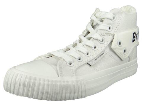 British Knights Sneaker B43-3703-01 White Weiss – Bild 1