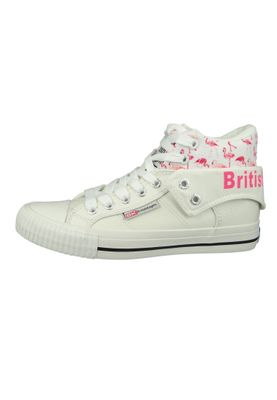 British Knights Sneaker B43-3704-01 White Pink Flamingo Weiss – Bild 2