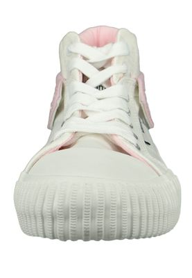 British Knights Sneaker B43-3709-02 White Pink Flower Weiss – Bild 6