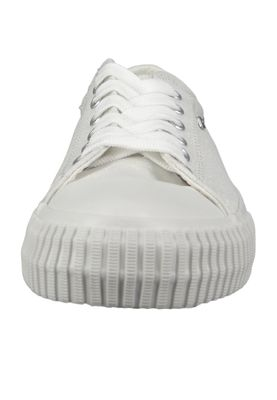 British Knights BK Sneaker B43-3719-01 Damen Master-LO Canvas White Weiss – Bild 5