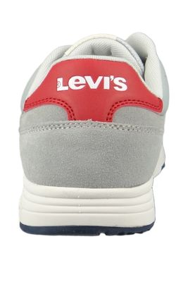 Levis Sutter 229803-750-54 Herren Sneaker Light Grey Grau – Bild 4