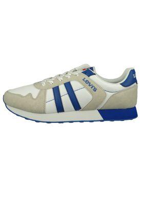 Levis Webb 229802-725-51 Herren Sneaker Regular White Weiß – Bild 2