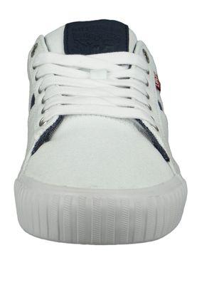 Levis Skinner 227833-1919-51 Herren Sneaker Regular White Weiß – Bild 6