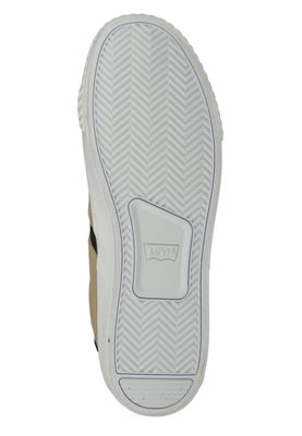 Levis Skinner 227833-795-22 Herren Sneaker Light Beige – Bild 7