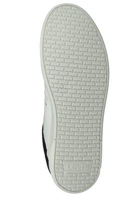 Levis Mullet 230087-931-59 Men's Sneaker Regular Black White Black – Bild 6