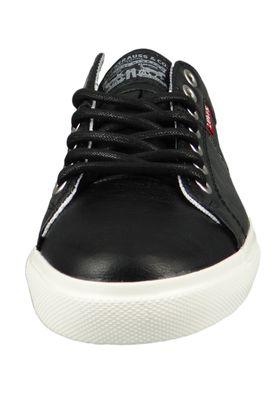Levis Woods W 227843-841-59 Damen Sneaker Regular Black Schwarz – Bild 6