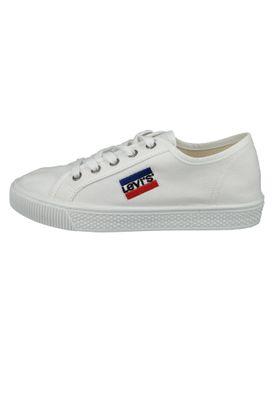Levis Malibu Sportswear S 228719-733-50 Damen Sneaker Brilliant White Weiss – Bild 2
