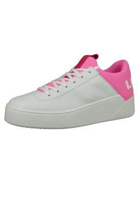 Levis Mullet S 230088-931-45 Damen Sneaker Regular Fuchsia Weiß Pink – Bild 1