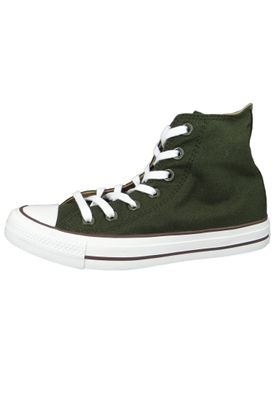 Converse Chucks 162449C Grün Chuck Taylor All Star HI Cool Utility Green Rapid Teal – Bild 3