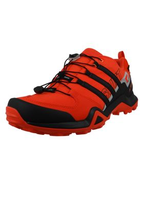 adidas TERREX SWIFT R2 GTX BC0384 Herren Outdoor Hikingschuhe active orange/core black/grey two f17 Orange – Bild 1