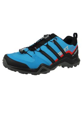 adidas TERREX SWIFT R2 G28409 Herren Outdoor Hikingschuhe shock cyan/core black/active red Blau – Bild 1