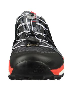 adidas TERREX SKYCHASER GTX F35742 Herren Trailrunning Hiking grey three f17/core black/active orange Schwarz – Bild 5