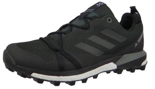 adidas TERREX SKYCHASER LT GTX F36099 Herren Trailrunning Hiking carbon/core black/grey four f17 Schwarz – Bild 1