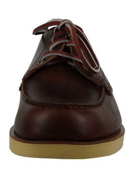 Sebago 70014C0 922 Fairhaven Herren Schnürschuhe Brown Cinnamon Braun – Bild 5