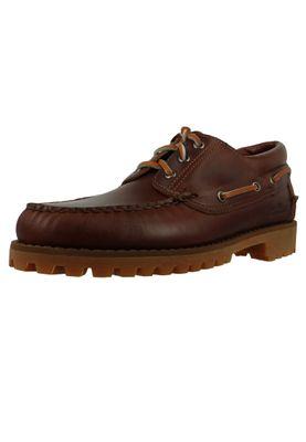 Sebago 70015M0 922 Acadia Herren Schnürschuhe Brown Cinnamon Braun – Bild 1