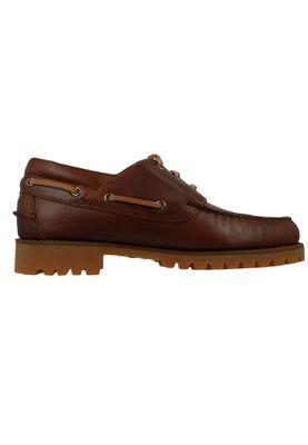 Sebago 70015M0 922 Acadia Herren Schnürschuhe Brown Cinnamon Braun – Bild 4