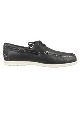 Sebago 7000070 908 Naples Men's Boat Shoes Blue Navy Blue – Bild 5
