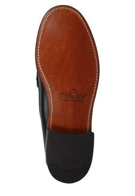 Sebago 7000300 902 Classic Dan Herren Leder Slipper Loafer Bootsschuhe Black Schwarz – Bild 6