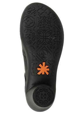 Art 1447 Alfama Women's Leather Pumps Black Black – Bild 6