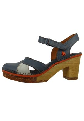 Art 0313 Amsterdam Women's Sandals Pumps Artic-White Blue – Bild 3