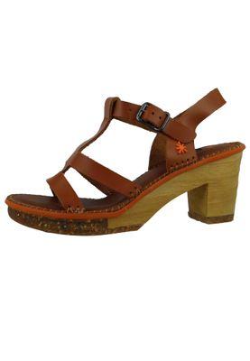 Art. 1079 Amsterdam ladies platform sandal Cuero brown – Bild 3
