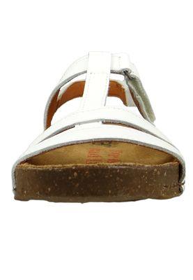 Art 0946 I Breathe Damen Leder Sandale White Weiß – Bild 5