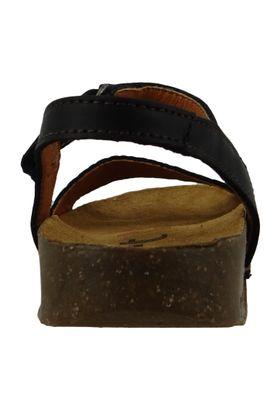 Art 1005 I Breathe Damen Leder Sandale Black Schwarz – Bild 3