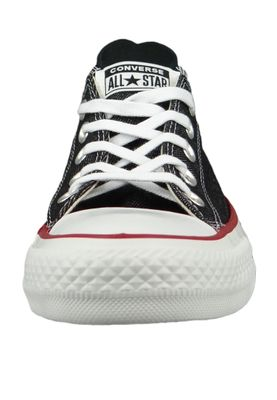 Converse Chucks 163309C Anthrazit Chuck Taylor All Star OX Black White Garnet – Bild 5