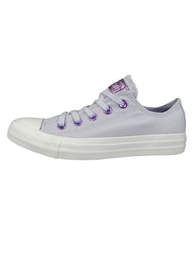 Converse Chucks 163284C Lavendel Chuck Taylor All Star OX Oxygen Purple Washed Lilac – Bild 2