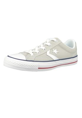 Converse Chucks 144148C Grau Star Player OX Cloud Grey White