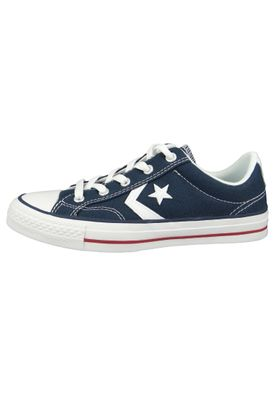 Converse Chucks 144150C Blue Star Player OX Navy White – Bild 2