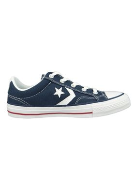 Converse Chucks 144150C Blue Star Player OX Navy White – Bild 4