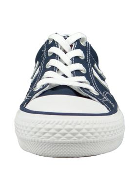 Converse Chucks 144150C Blau Star Player OX Navy White – Bild 5