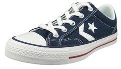 Converse Chucks 144150C Blue Star Player OX Navy White 001