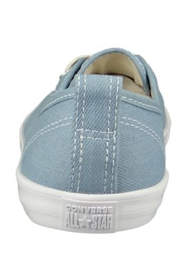 Converse Chucks Ballerina 563492C Dainty All Star Ballet Lace Blau Light Blue White Black – Bild 3