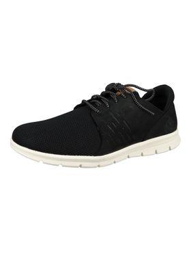 Timberland A1XG2 Graydon F/L Oxford Herren Sneaker Black Schwarz – Bild 1