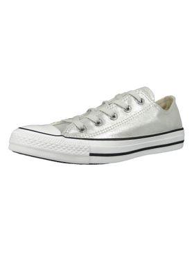 Converse Chucks Grau 563411C Chuck Taylor All Star - OX Mouse Black White – Bild 1