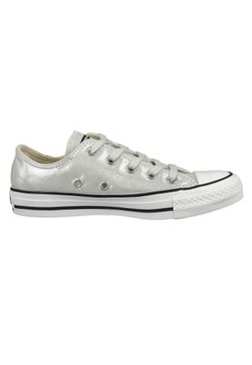 Converse Chucks Grau 563411C Chuck Taylor All Star - OX Mouse Black White – Bild 4